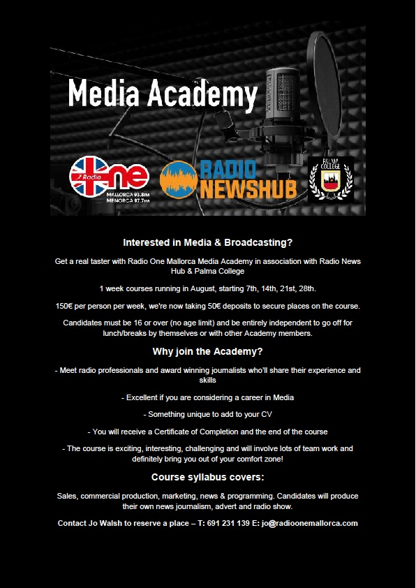 Media Academy Summer Course