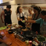 Cooking workshop
